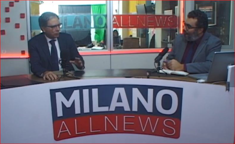 Milano All news intervista Giuseppe Lardieri presidente Municipio 9